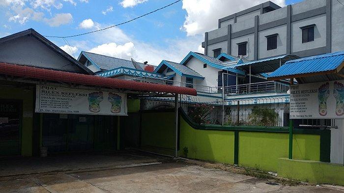 Pijat Refleksi di Jalan Dr Sutomo Pontianak