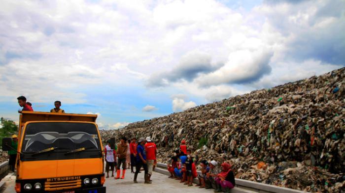 Berapa Banyak Sampah di Pontianak dan Dikemanakan?
