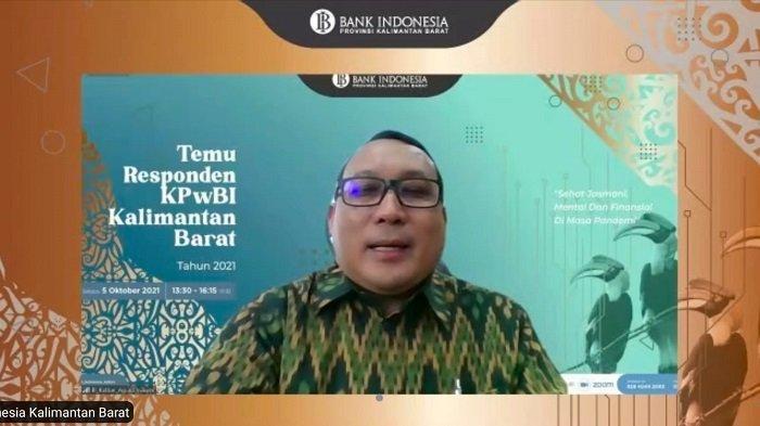 Temu Responden Bank Indonesia, Beri Kiat Sehat Jasmani Mental dan Finansial di Masa Pandemi