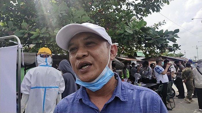 Tiba di Pontianak Langsung Diswab, Tengku Subdiansyah: Demi Kesehatan dan Keselamatan Tidak Masalah