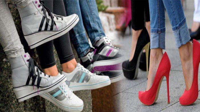 Tentukan Kepribadian Seseorang Dari Sepatu Yang Sering Dipakai