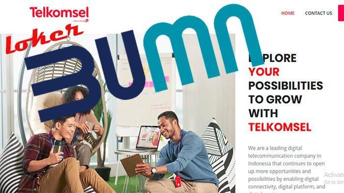 TERAKHIR Hari Ini! Yuk Coba Peluang Karir di Lowongan Kerja PT Telkomsel   Update Loker BUMN 2021