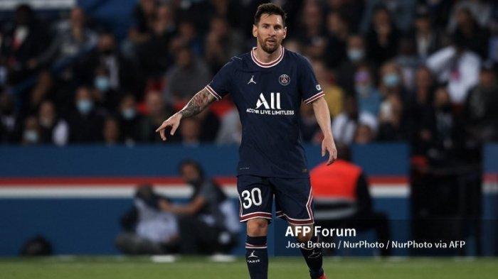 Terbongkar! Gaji Lionel Messi Ternyata Tak Setara Gaji Neymar di PSG
