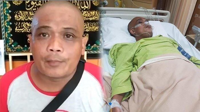 TERBONGKAR Penyakit yang Menyerang Sapri Hingga Dirawat di ICU