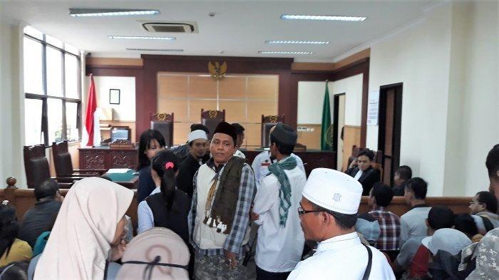 Pengadilan Tangerang Vonis Penghina Nabi Muhammad SAW, Abraham Moses 4 Tahun Penjara