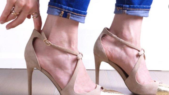 TERLANJUR Beli Sepatu Kebesaran, Solusinya Ikuti 4 Tips Ini