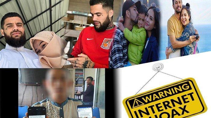 TERPOPULER - Diego Michiels Menikah, Nagita Slavina Bongkar Penyakit Suami, hingga Penebar Hoax