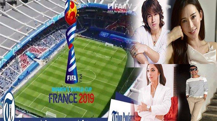 TERPOPULER - Final Piala Dunia Wanita 2019, Jerry Yan, hingga Foto Mesra Nikita Willy & Anjasmara