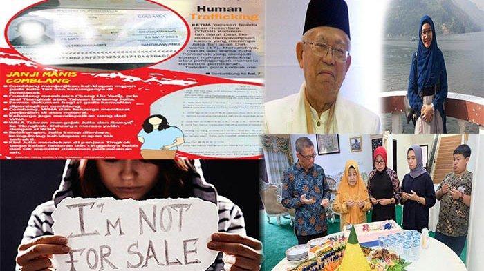 TERPOPULER - Gadis Pontianak Korban Kawin Kontrak, Ultah Istri Midji ,Hingga Kisah Cinta Ma'ruf Amin