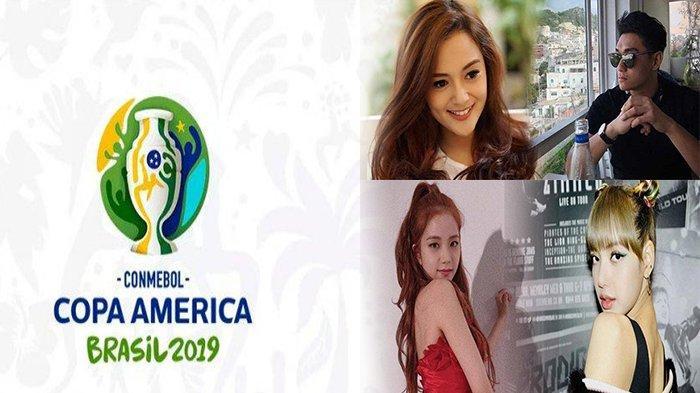 TERPOPULER - Jadwal Copa America 2019, Citra Monica Angkat Suara, hingga Unggahan Lisa BLACKPINK