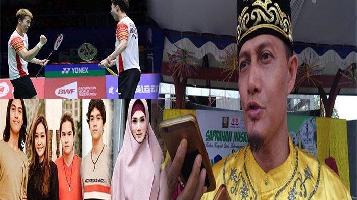 TERPOPULER - Kiprah Sultan Pontianak Pilpres 2019, Semifinal Sudirman Cup 2019, hingga Mulan Jameela