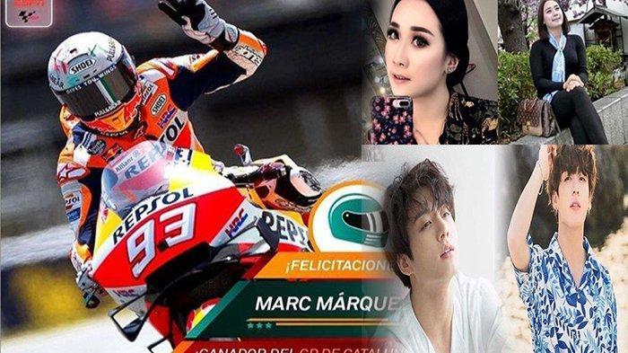 TERPOPULER - Klasemen MotoGP 2019, Puput Nastiti Devi jadi Sorotan,hingga Perilaku Aneh Jungkook BTS