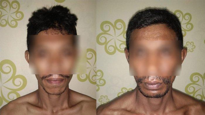 Tempat Persembunyian Diketahui, 2 Residivis Pencuri Besi di Pontianak Pasrah Diringkus Polisi