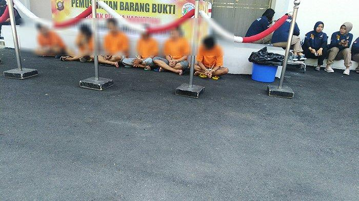 Direktorat Reserse Narkoba Polda Kalbar Bakal Musnahkan 2,2 Kg Sabu