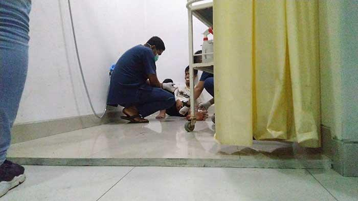 Jambret Taman Alun Kapuas Pontianak yang Ditembak Polisi Ternyata Residivis Kambuhan