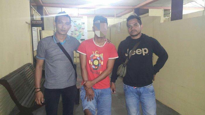 Pelaku Jambret Tertangkap, Ini Pesan Kasat Reskrim Polres Landak