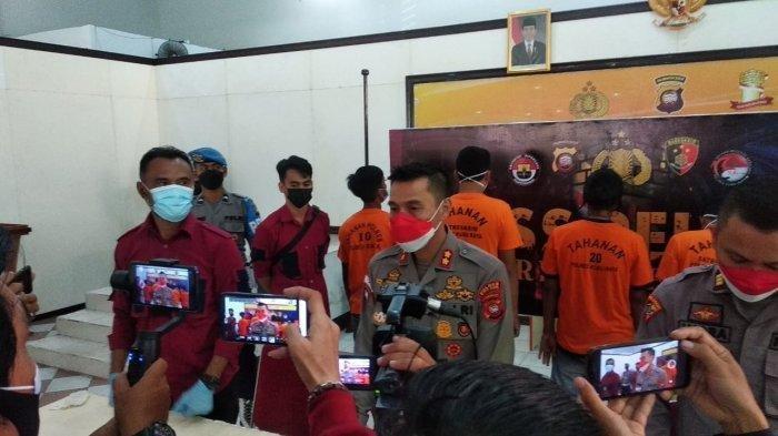 Suami Sewa Pembunuh Bayaran Eksekusi Selingkuhan Istri di Kubu Raya Kalimantan Barat