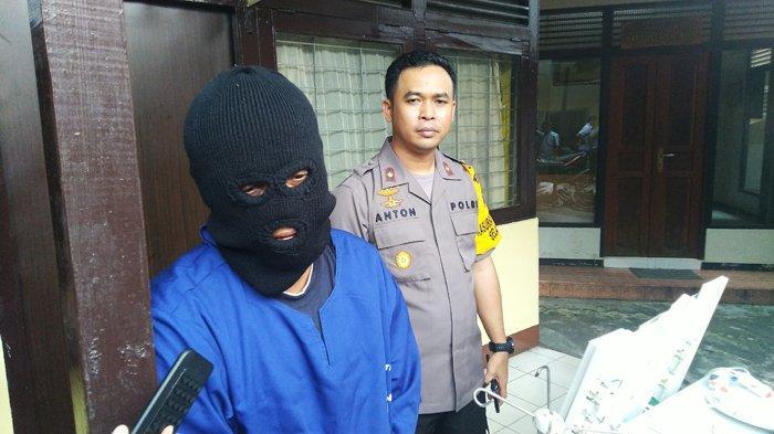 BREAKING NEWS - Spesialis Pencuri di Gedung Baru RSUD Soedarso Pontianak Ditangkap, Bawa Pahat