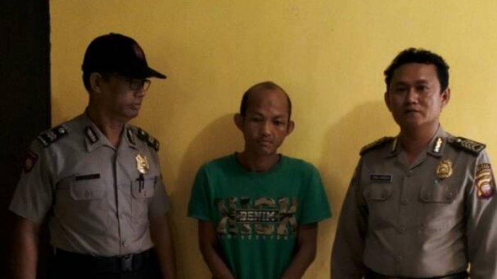 Bawa Sabu, JM Ditangkap Polisi Saat Melintas di Sungai Pinyuh