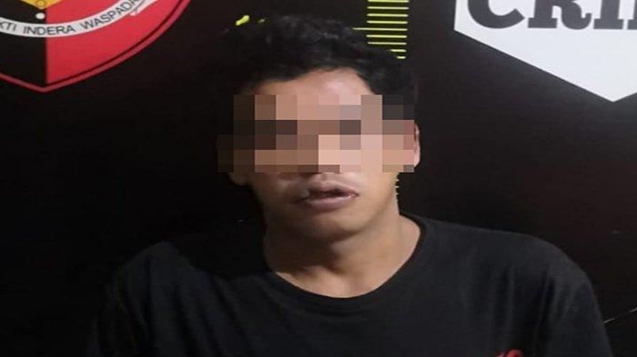 Polisi Bekuk Pencuri Ayam yang Ternyata Residivis Asal Pontianak