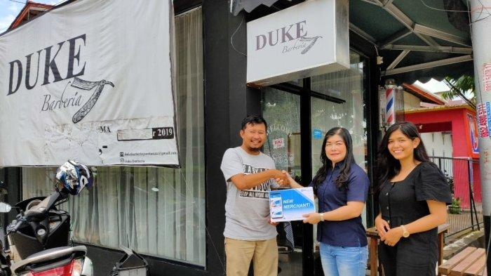Duke Barberia Gabung Sebagai Merchant TFC Premium