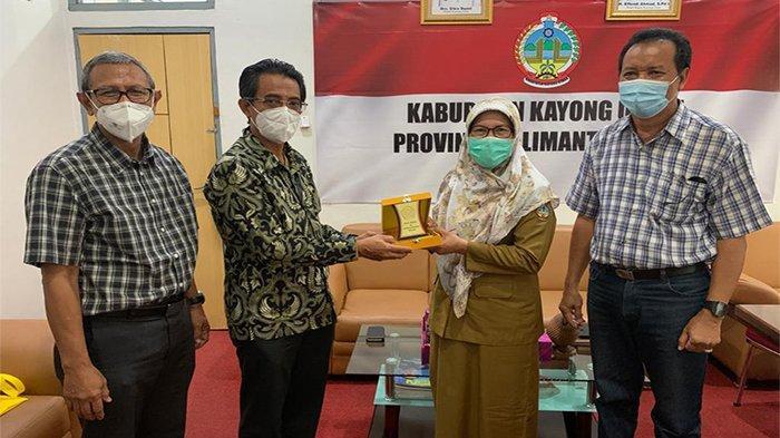 Jalin Kerjasama, Yayasan Panca Bhakti dan Jajaran UPB Pontianak Kunjungi Kantor Bupati Kayong Utara