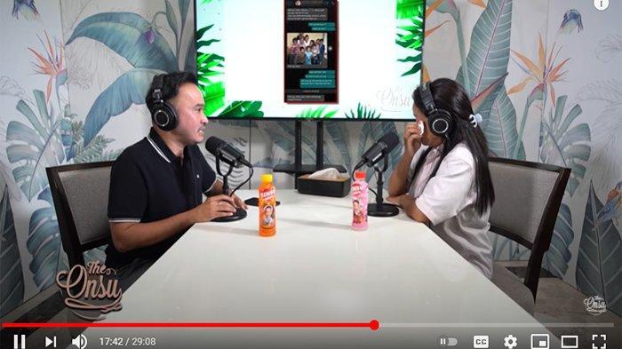 Berlinang Air Mata, Orangtua Kandung Betrand Peto Curahkan Isi Hati Bersama Ruben Onsu di Youtube