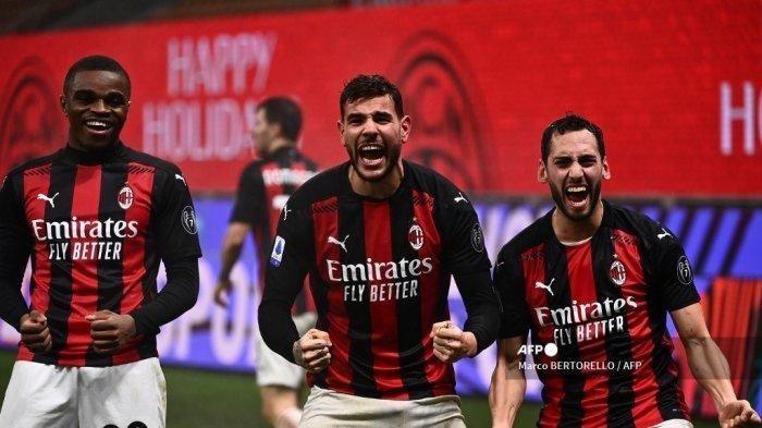 HASIL AC Milan Vs Cagliari Terkini dan Update Klasemen Liga Italia Terbaru