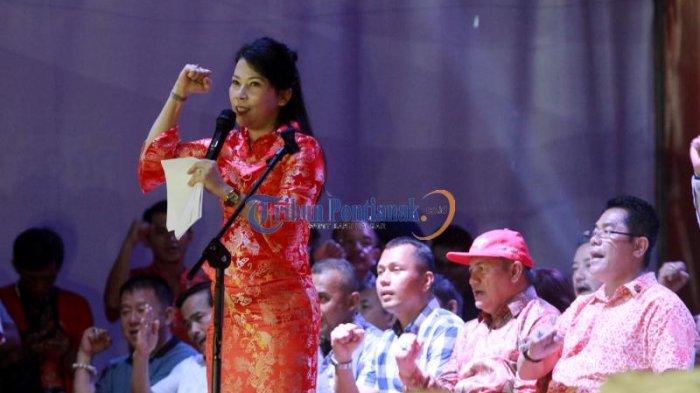 Wali Kota Singkawang Tjhai Chui Mie dan Tiga Keluarga Positif Covid-19, Minta Doa Warga Singkawang
