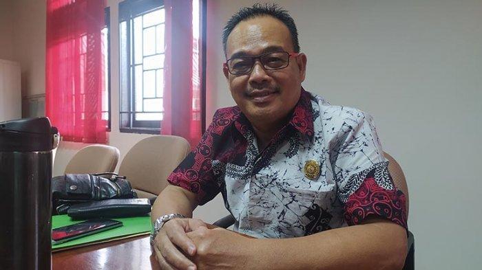 DPRD Kalbar Godok Raperda Terkait Karhutla dan Peladang