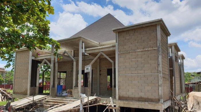 Proses Pembangunan Tiga Gedung Utama UPB Pontianak Mencapai 50 Persen