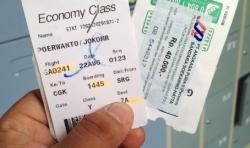 Harga Tinggi Tiket Pesawat Habis Terjual Tribun Pontianak