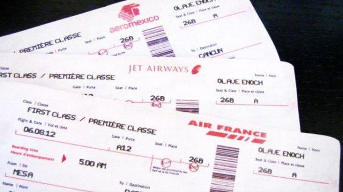 ASITA: Pembelian Tiket Pesawat Menurun 30 Persen