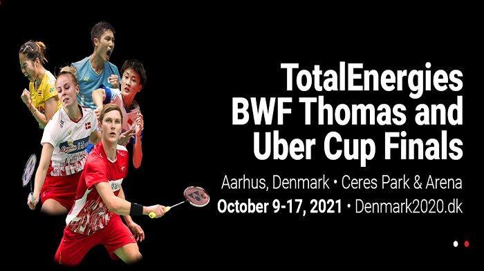 Jam Tayang Thomas dan Uber Cup 2021 Hari Ini Sabtu 9 Oktober Greysia / Apriyani vs Ganda Jerman