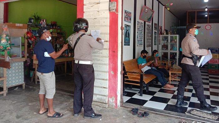 Tim Gugus Depan Mempawah Hulu Sosialisasikan Surat Edaran Bupati Landak