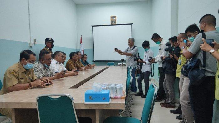 Antisipasi Lonjakan Pasien Covid-19 di RSUD Agoesdjam, Pemkab Jalin Kerjasama dengan RS Swasta
