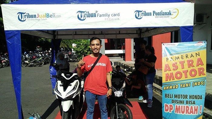 Astra Motor Apresiasi Jalan Sehat Bareng Tribun dan PMI Kota Pontianak