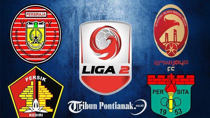 Tim Lolos Semifinal Liga 2 2019 : Persiraja, Sriwijaya FC, Persita & Persik Buka Kans Final Liga 2