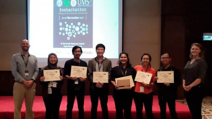 Tim Indonesia Raih Juara Kedua Kontes Global Zoohackathon 2019