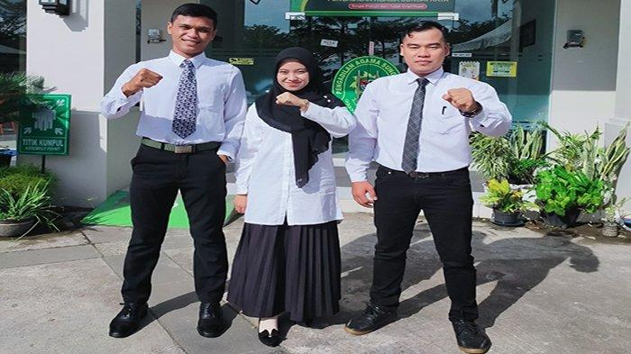 PKBHF IAIN Pontianak Berhasil Menang Sebagai Posbakum di PA Sungai Raya