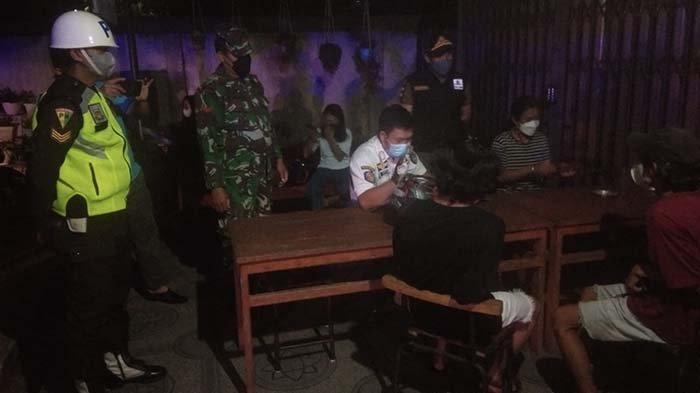 Satgas PPKM Mikro Kabupaten Landak, Gencarkan Patroli Malam