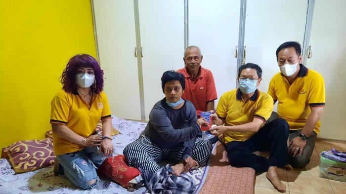 Bhakti Sosial Xing Fu, Bantu Pasien Penderita Infeksi dan Epilepsi Akut