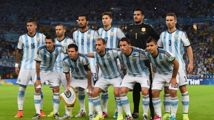 Daftar 23 Nama Skuat Argentina Piala Dunia 2018, Messi Tak Tergantikan
