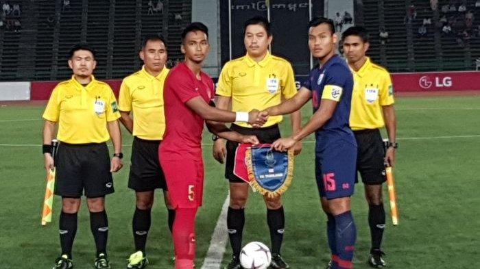 Kapten Timnas Thailand Komentari Laga Final Lawan Timnas U-22 Indonesia