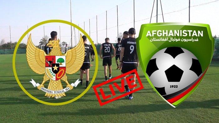 Timnas Indonesia vs Afghanistan dihelat secara tertutup di Jabel Ali Sports Center and Shooting Club, Dubai, Uni Emirat Arab, Selasa 25 Mei 2021 pukul 21.30 WIB.