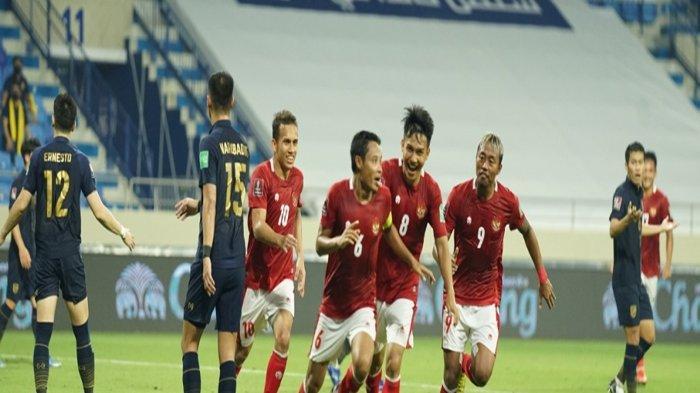 Update Jadwal Timnas Indonesia di AFF Suzuki Cup 2021, Singapura Tuan Rumah