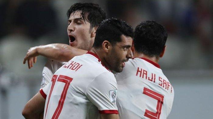 Iran Dipastikan Kehilangan Pemain Kunci Saat Melawan Jepang di Semifinal Asian Cup 2019