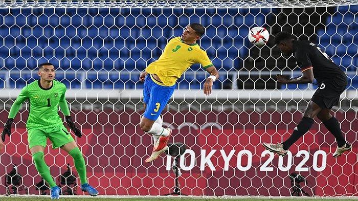 Klasemen Bola Olimpiade Setelah Argentina, Prancis, Jerman dan Korea Selatan Kalah di Laga Perdana
