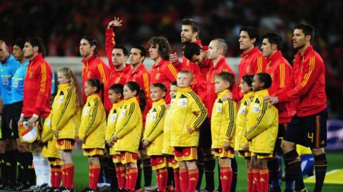 Morata dan Fabregas Absen, Ini Skuat Lengkap Timnas Spanyol di Piala Dunia 2018