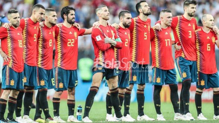 Tuding Real Madrid Biang Kerok Kegagalan Spanyol di Piala Dunia 2018